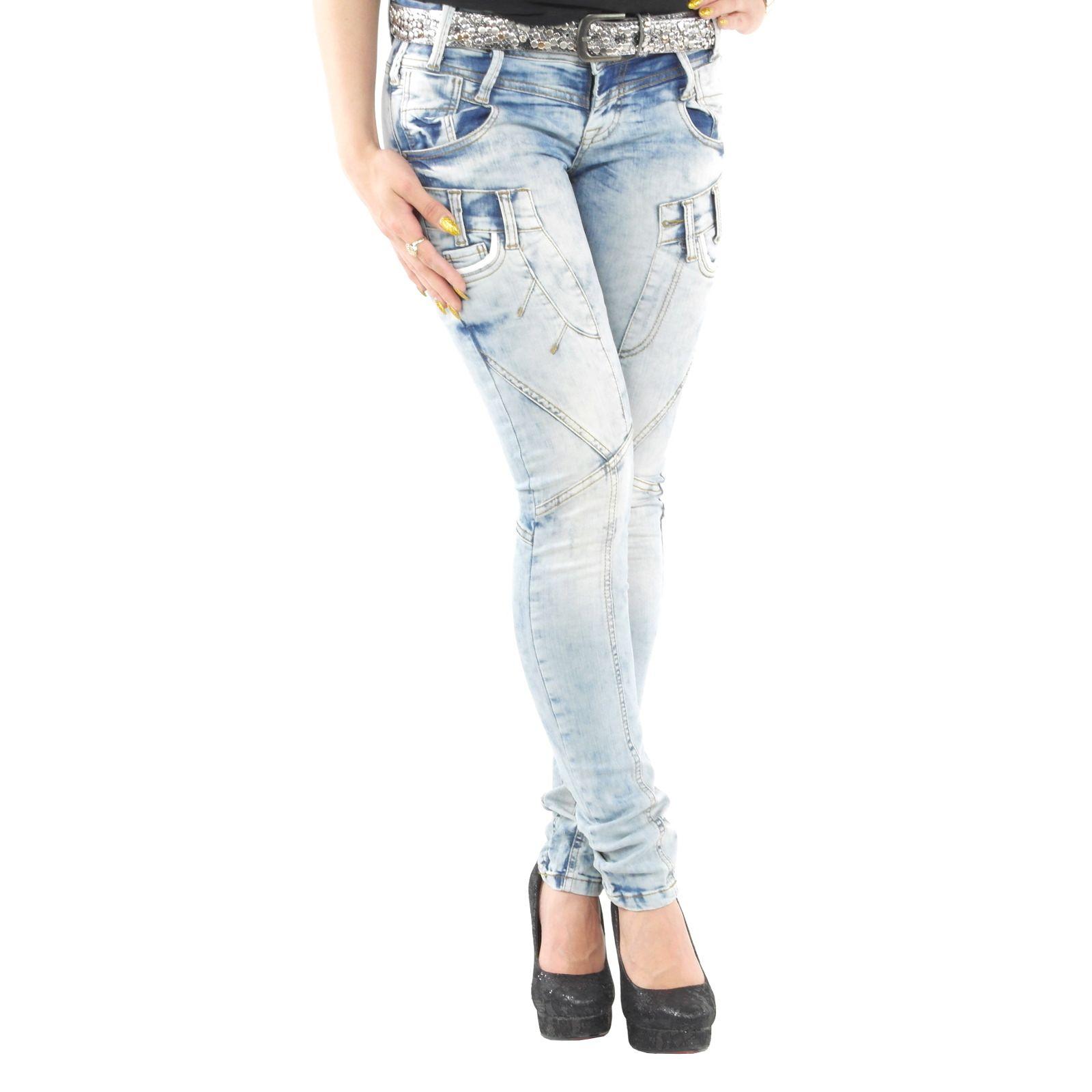 Stylefabrik Fashion stylische Damenjeans zu der Marke