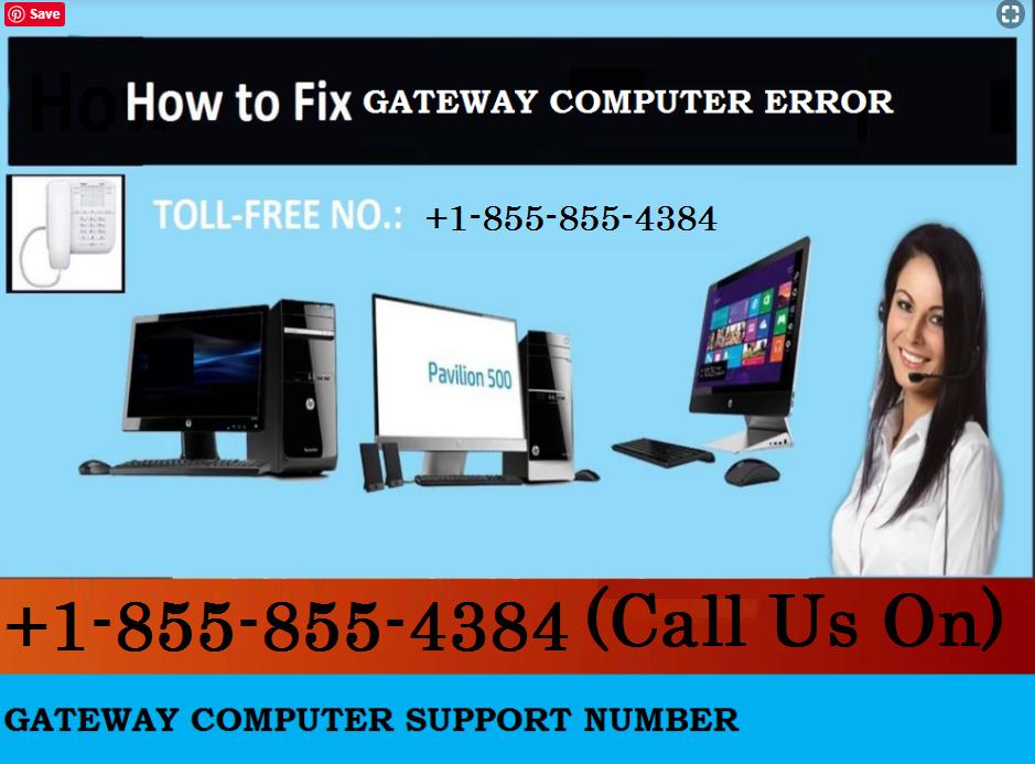 gateway laptops support