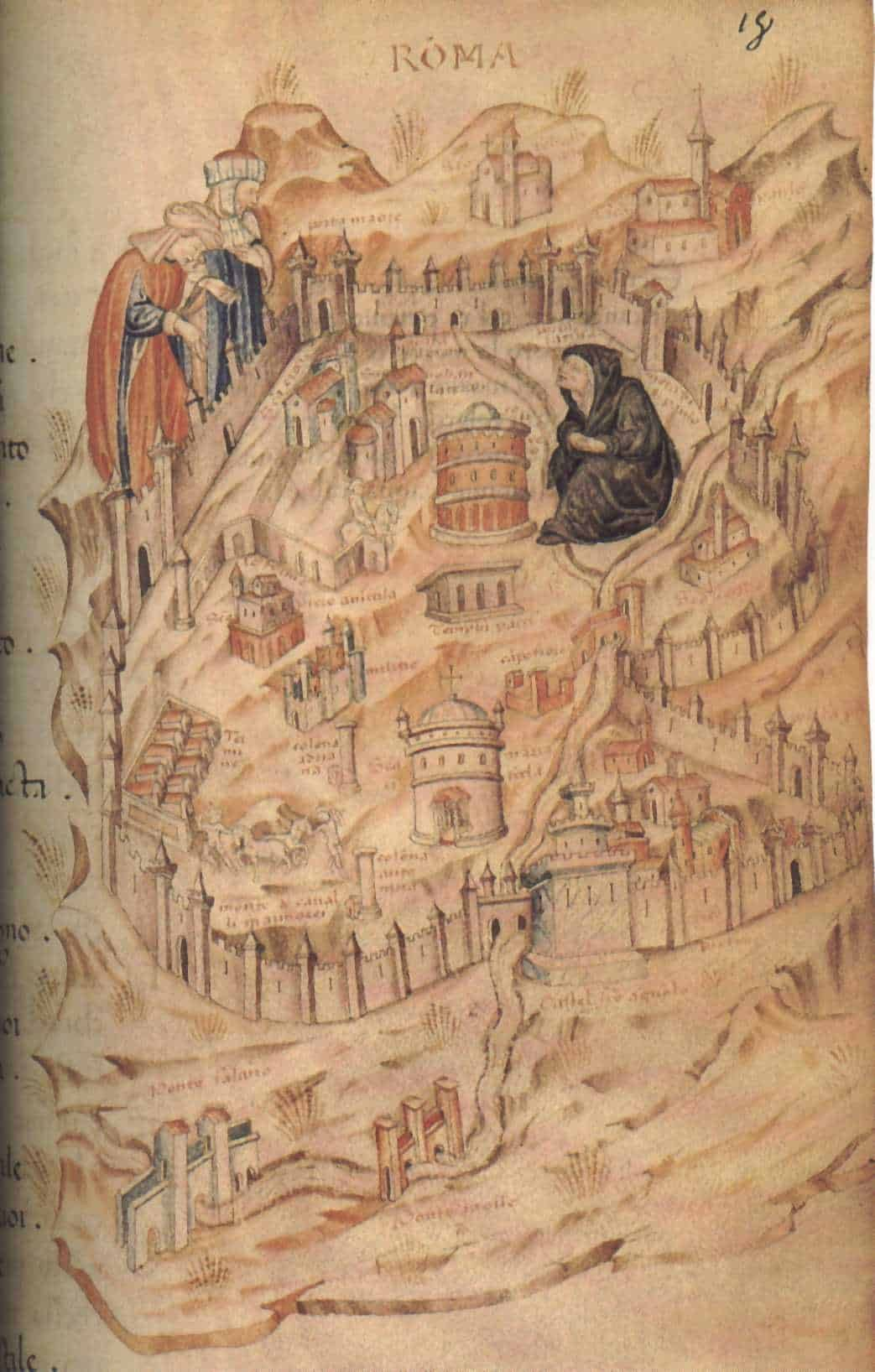 The Most Corrupt And Scandalous Papacies In History Rome City Map Avignon Papacy Map