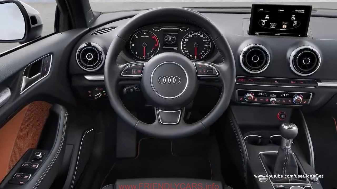 Awesome 2014 Audi A3 Sedan Interior Car Images Hd Audi S3 Sedan