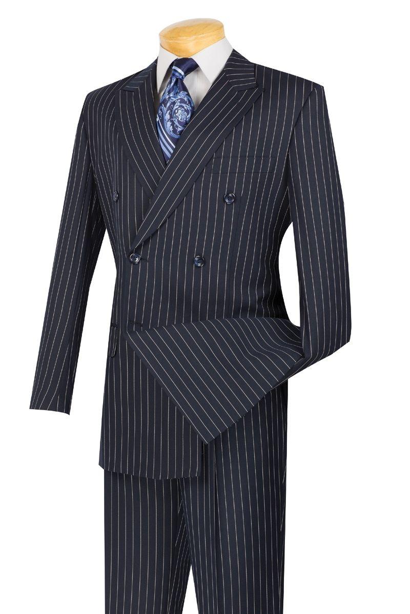 Vinci Men/'s Olive Green Glen Plaid 3 Piece 2 Button Classic Fit Suit NEW