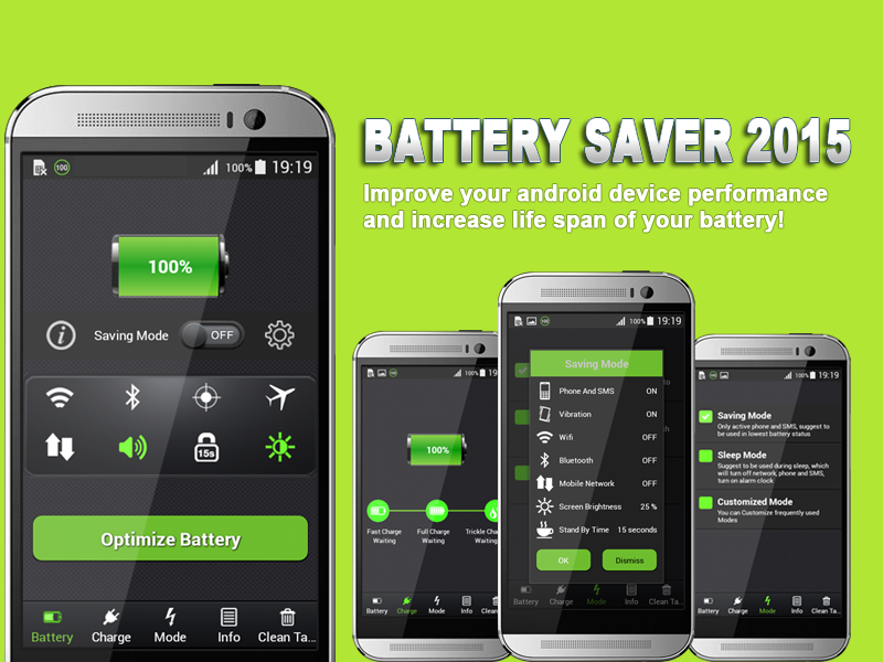 best battery saving app 2015