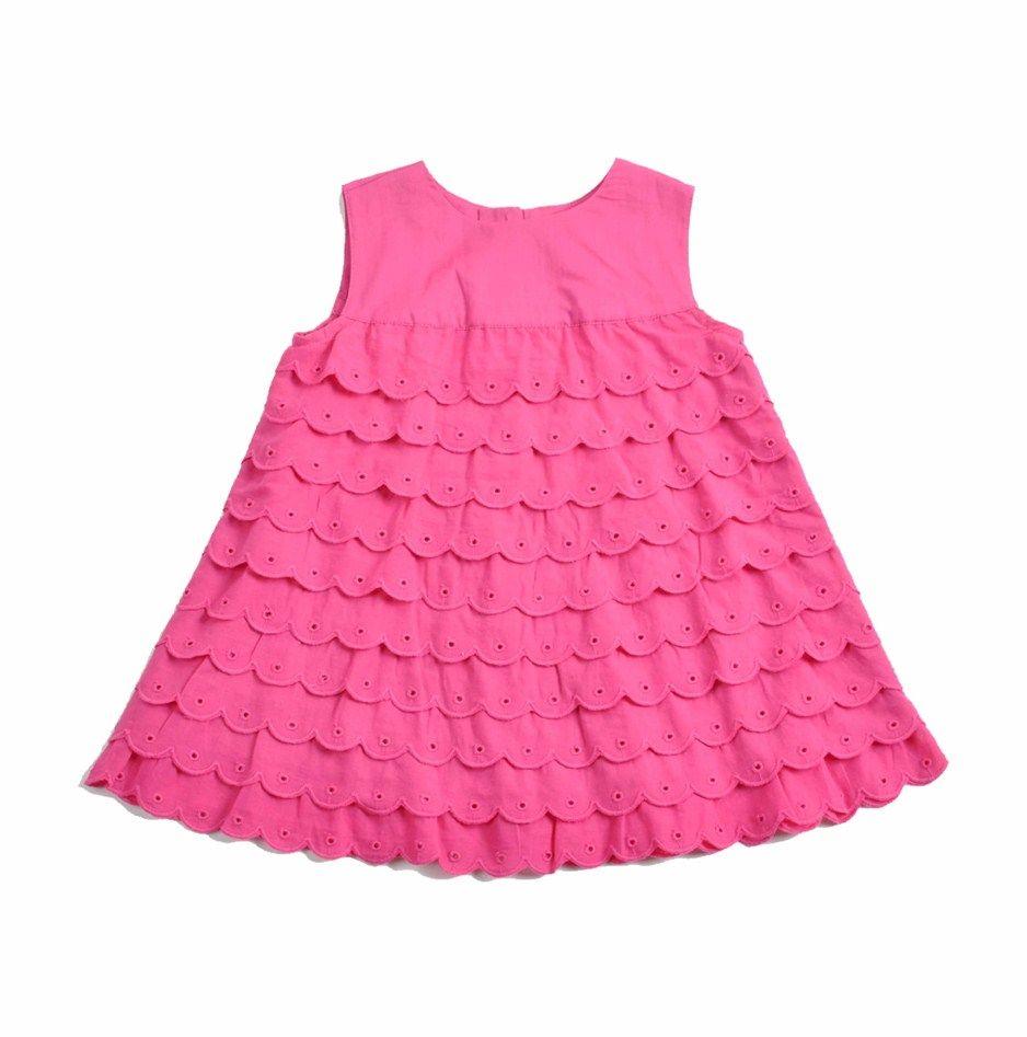 Vestido para Bebe Niña confeccionado en algodón 100%, de textura ...