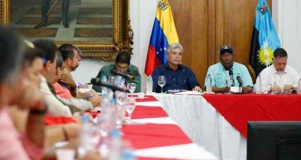 El Vicepresidente aseguró que los ajustes al precio del combustible será progresivo, publica TalCual El Vicepresidente ejecutivo de la República, Aristóbul