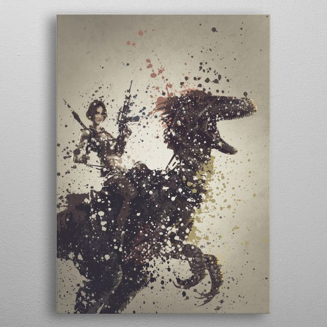 Displate Poster made out of metal
