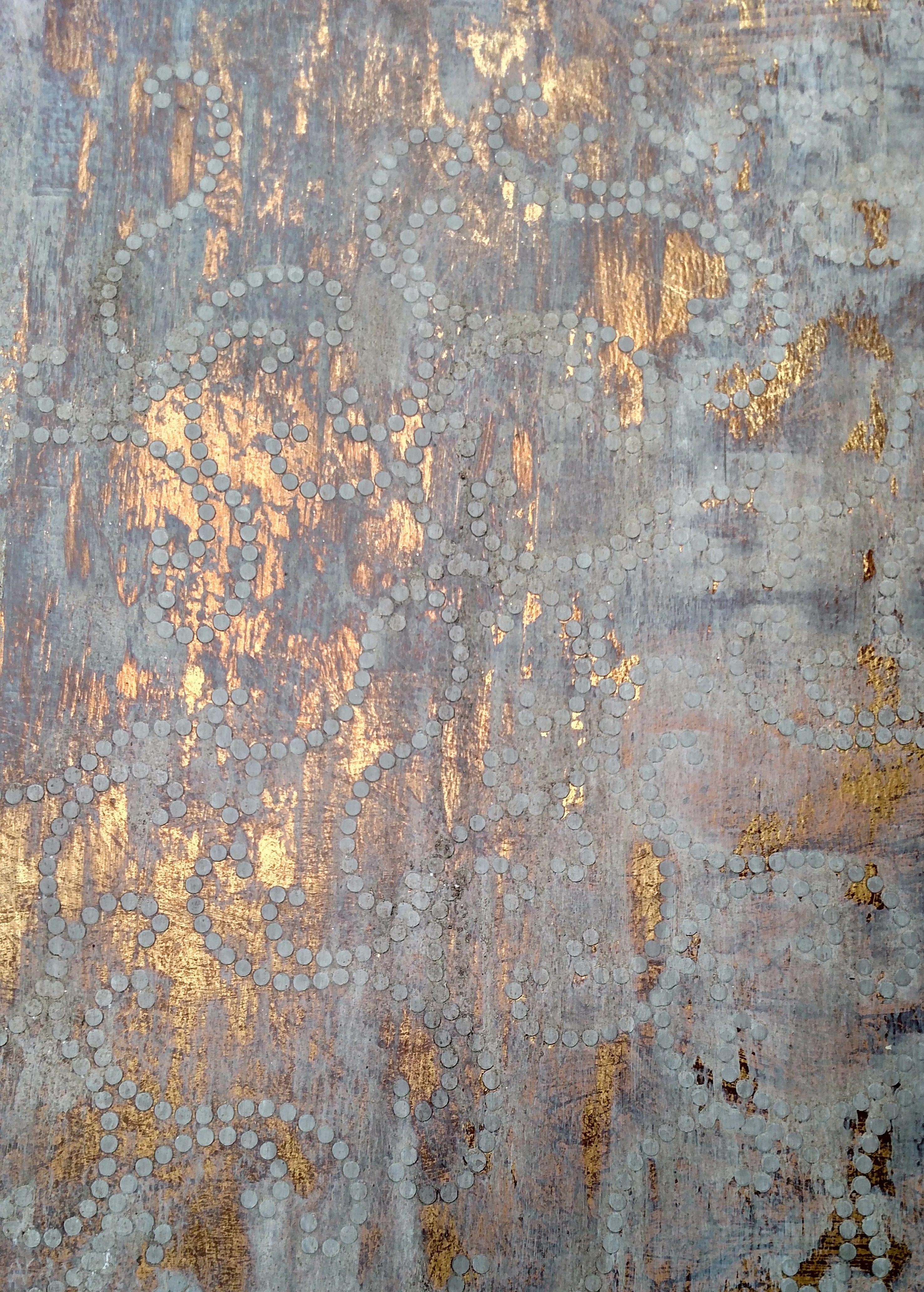 Fauxfinesse layering stencil paintedwalls painting fauxfinesse layering stencil paintedwalls painting decorativepainting gold metallic amipublicfo Choice Image