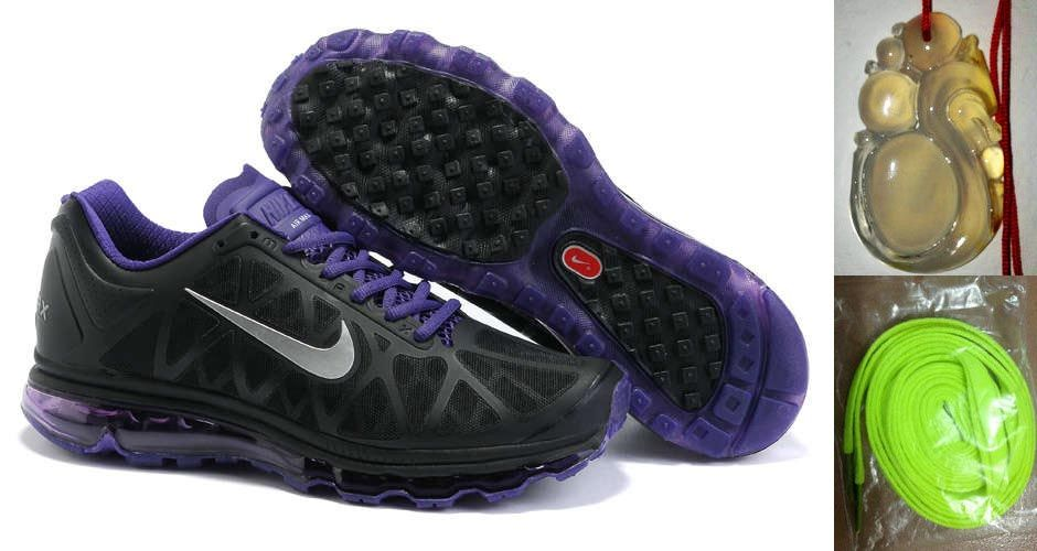 Chalcedony Dragon Volt Lace Womens Nike Air Max 2011 Black/Platinum/Bright Violet/White Sneakers