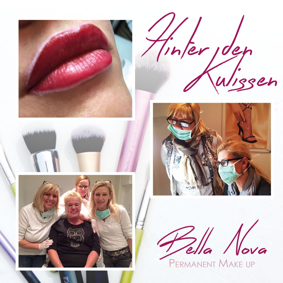 Permanent Make up und Microblading Schulung, Ausbildung