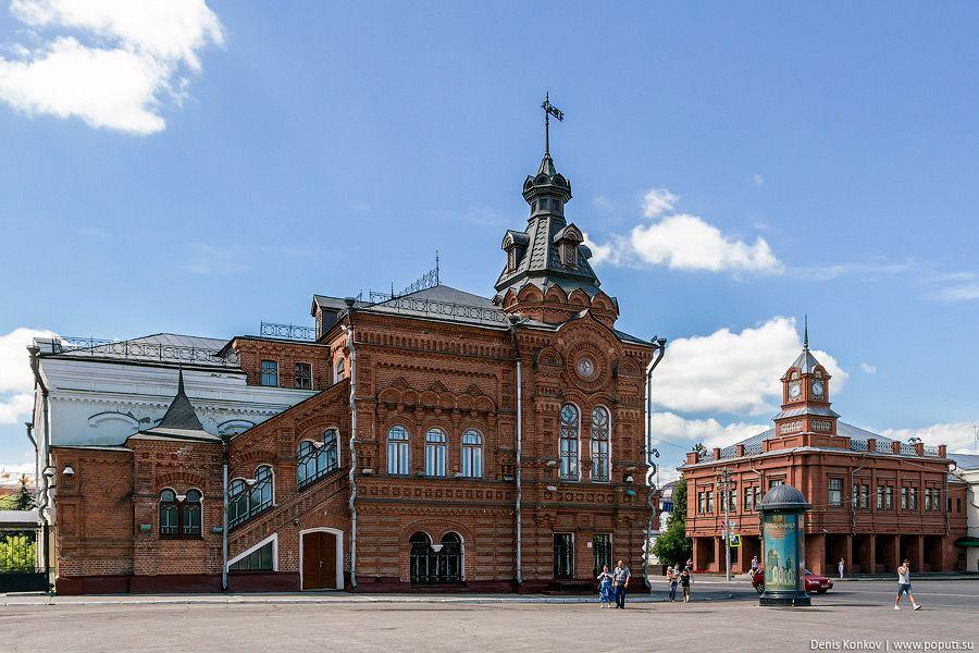 Владимир. Часть 1. | Архитектура, Памятники, Старые фото