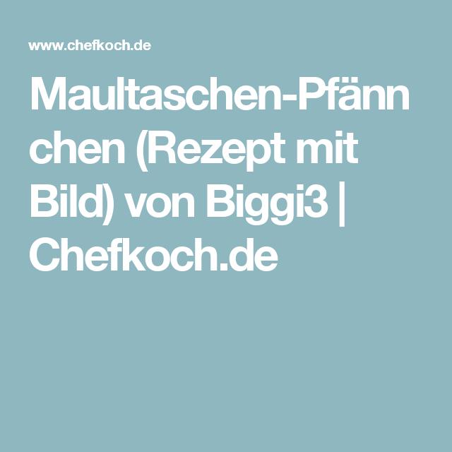 Maultaschen-Pfännchen (Rezept mit Bild) von Biggi3 | Chefkoch.de