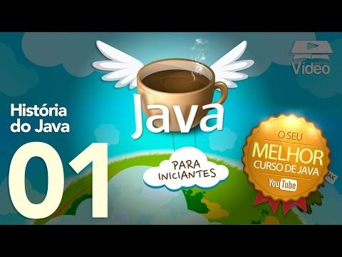 Curso de Java #01 - História do Java - Gustavo Guanabara - YouTube