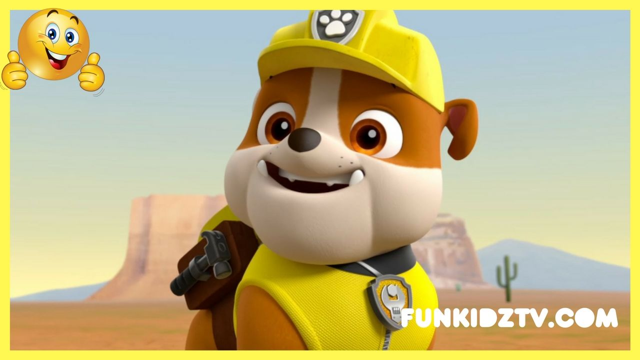 Pin By Christopher Sam On Paw Patrol Videos Rubble Paw Patrol Paw Patrol Paw Patrol Videos