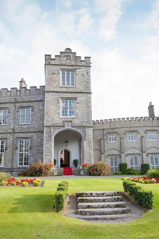 Luttrellstown Castle Ireland Castle and Estate near