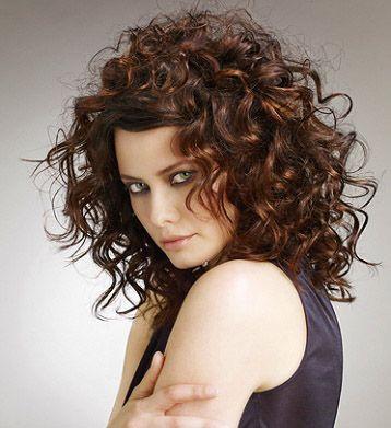 37+ Medium length perm hairstyles ideas