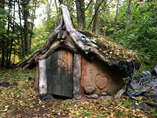 hobbit house inside - Google Search