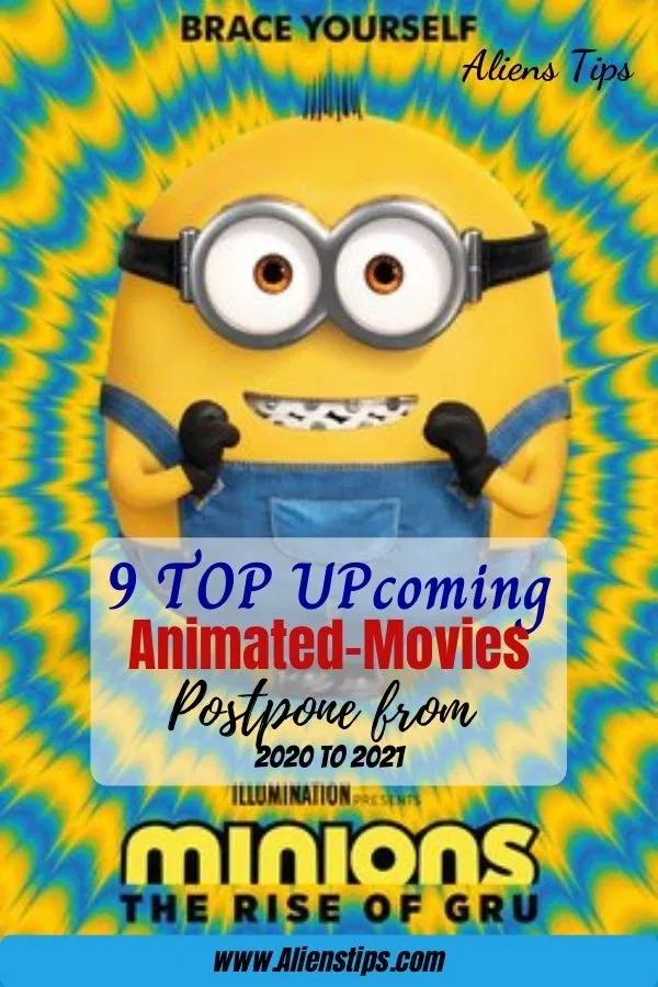Best Animation Movies 2021