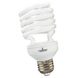 Foco Fluorescente Compacto De 27 Watts Marca Tishman Focos Temperatura Del Color Compacto