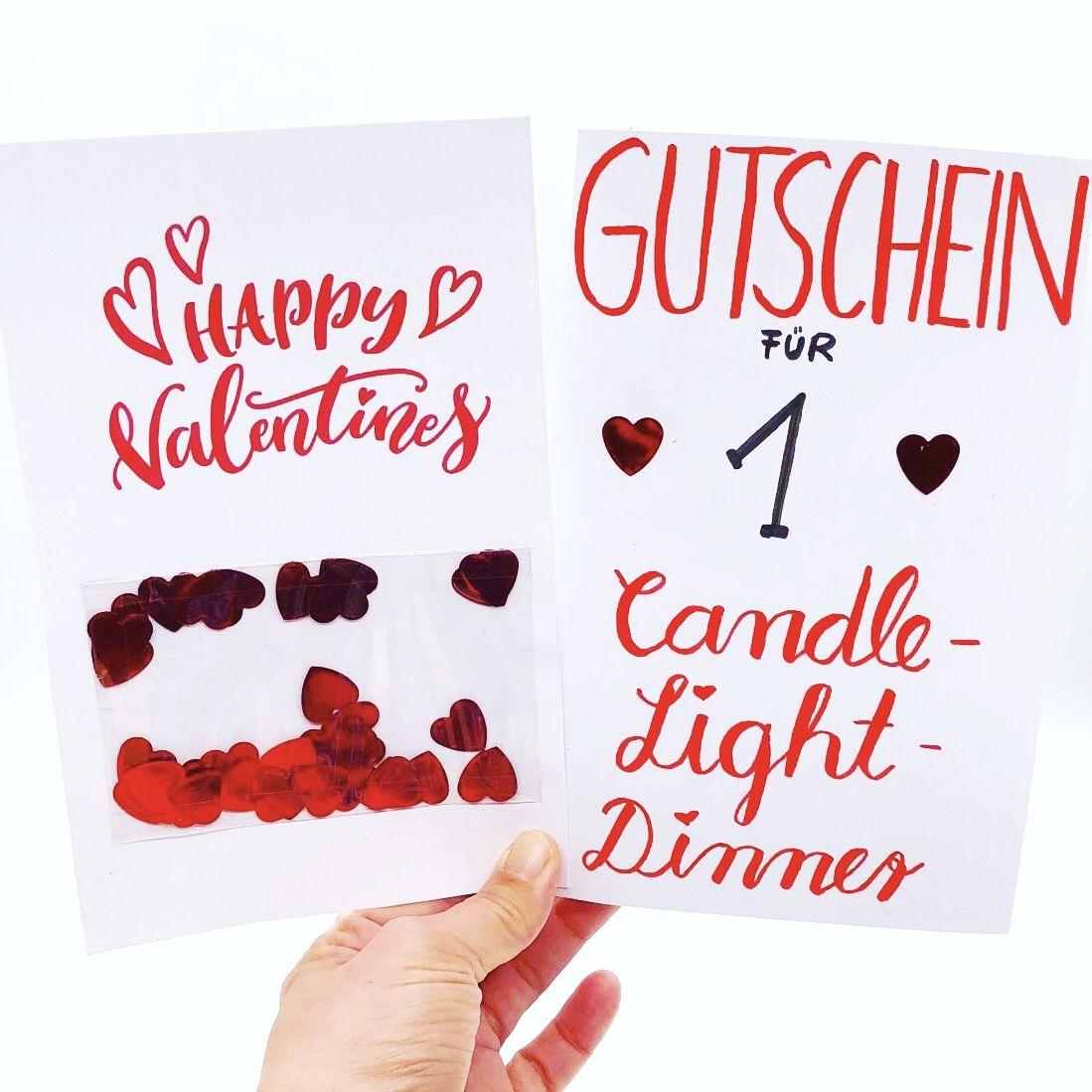 Karten Selbst Gestalten Valentinstag Karte Selber Machen Karten Gestalten Karten Selber Machen Valentinstag Karten