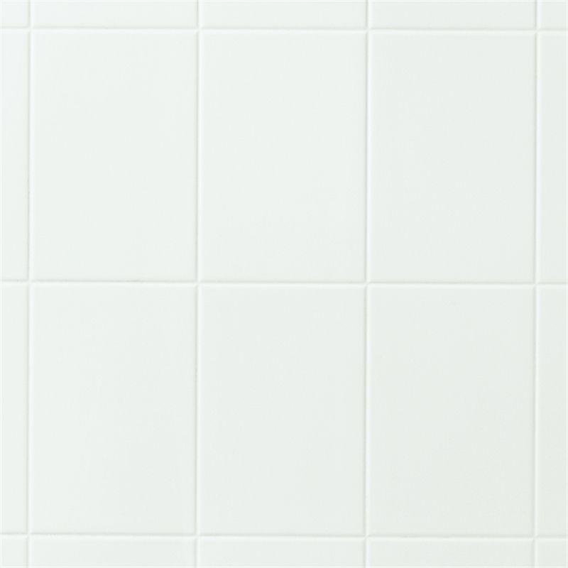 Wall Art 2400 X 1200 X 3mm Designer White Tile Wet Area Wall Shower Panel White Wall Paneling Wall Paneling Shower Panels