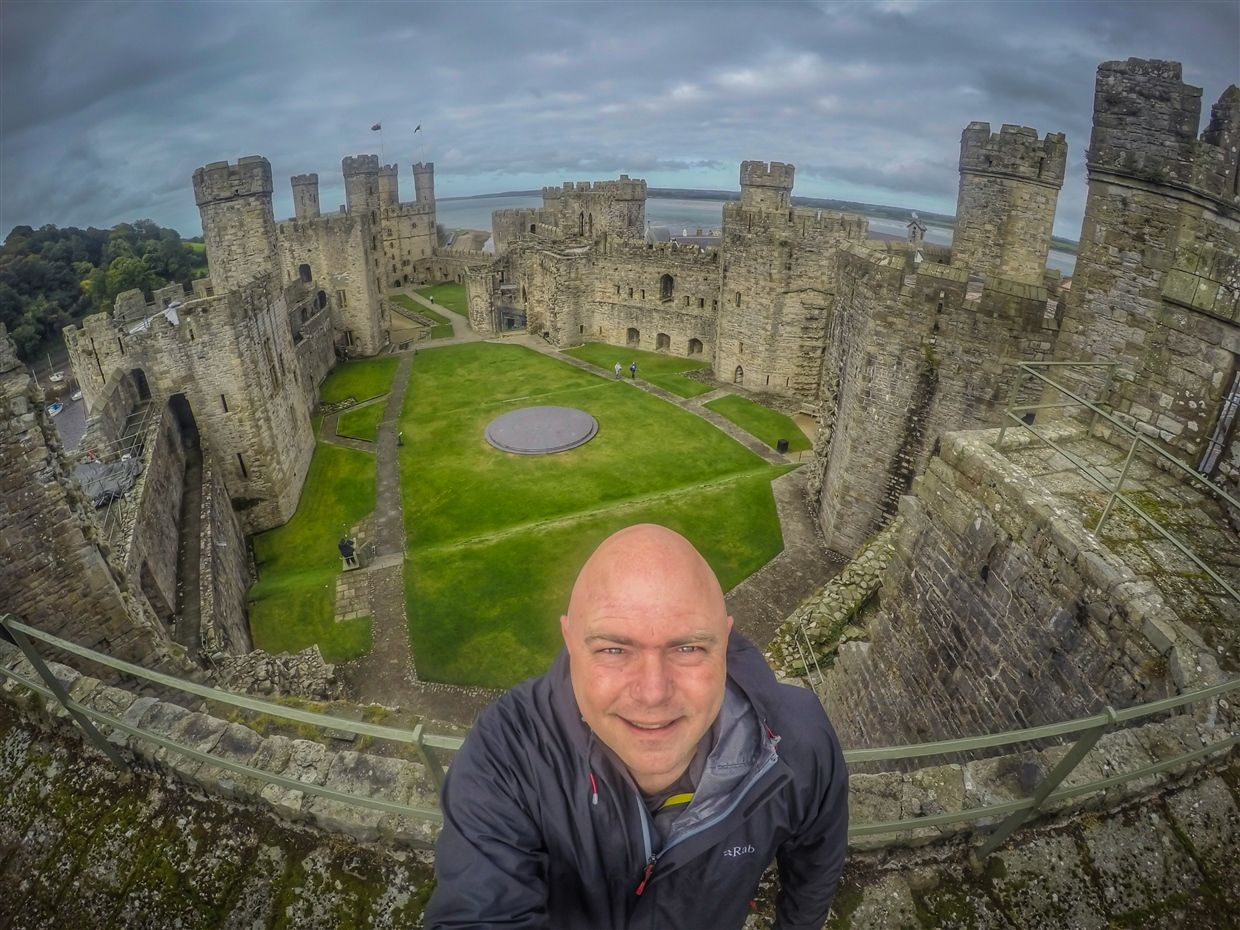 Caernarfon Castle – The Mighty Medieval Fortress