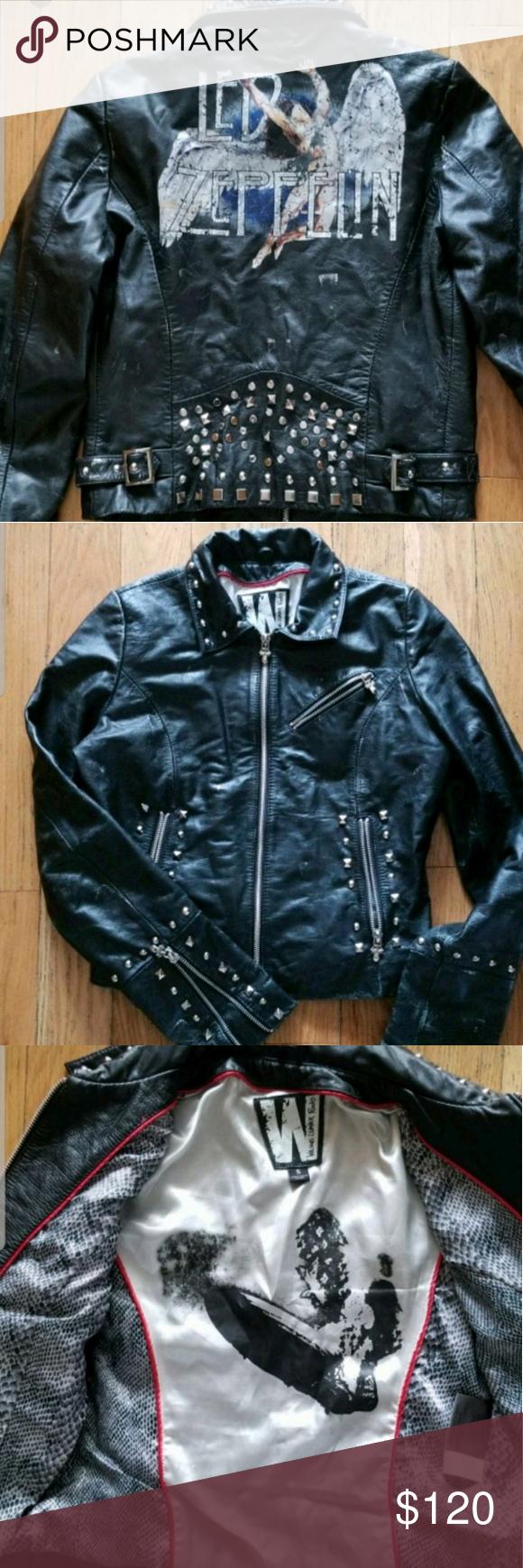 Wilsons Leather Zip Scuba w/Drawstring Hood Was 750.00
