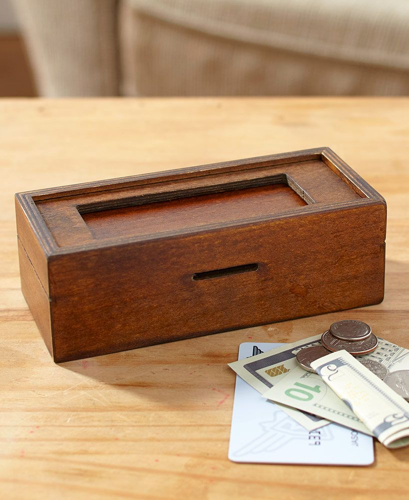 Mysterious Gift Puzzle Boxes My Game Puzzle Shots Puzzle Box
