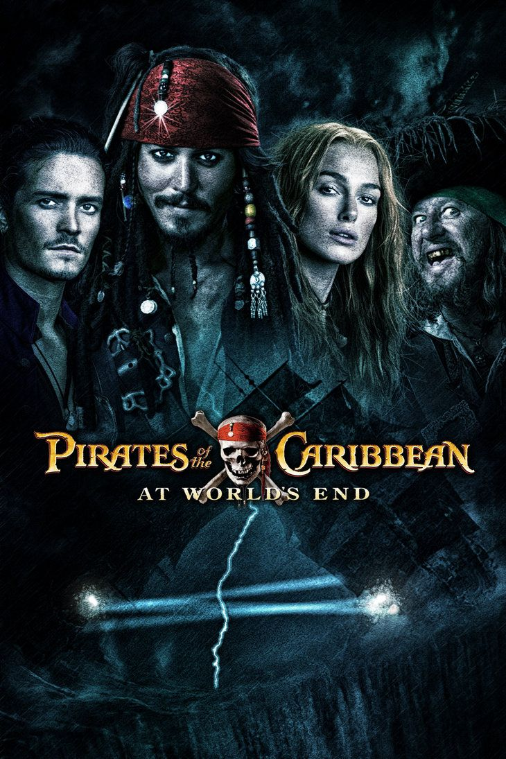 PotC At World's End Photoshop Poster