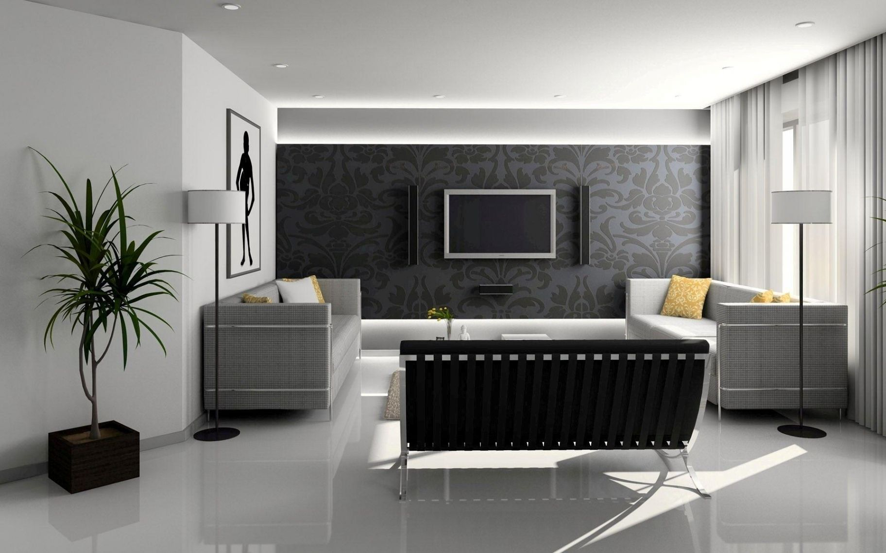 Wohnzimmer Schwarz ~ 262 best wohnzimmer ideen images on pinterest living room ideas