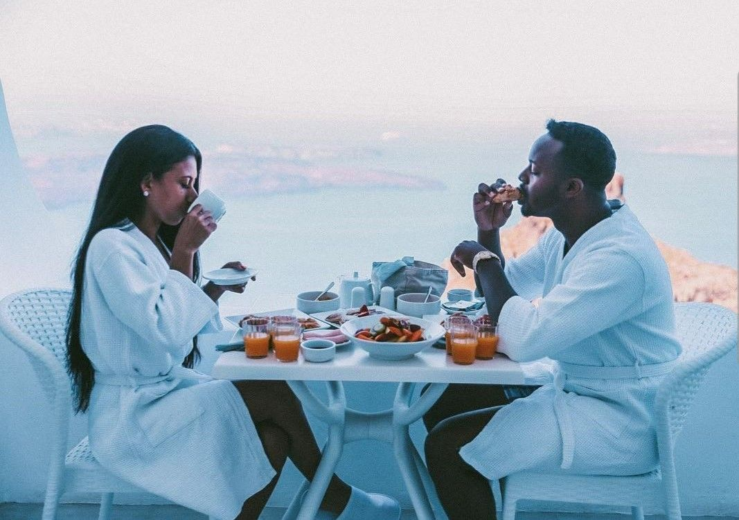 Image result for long distance black couple