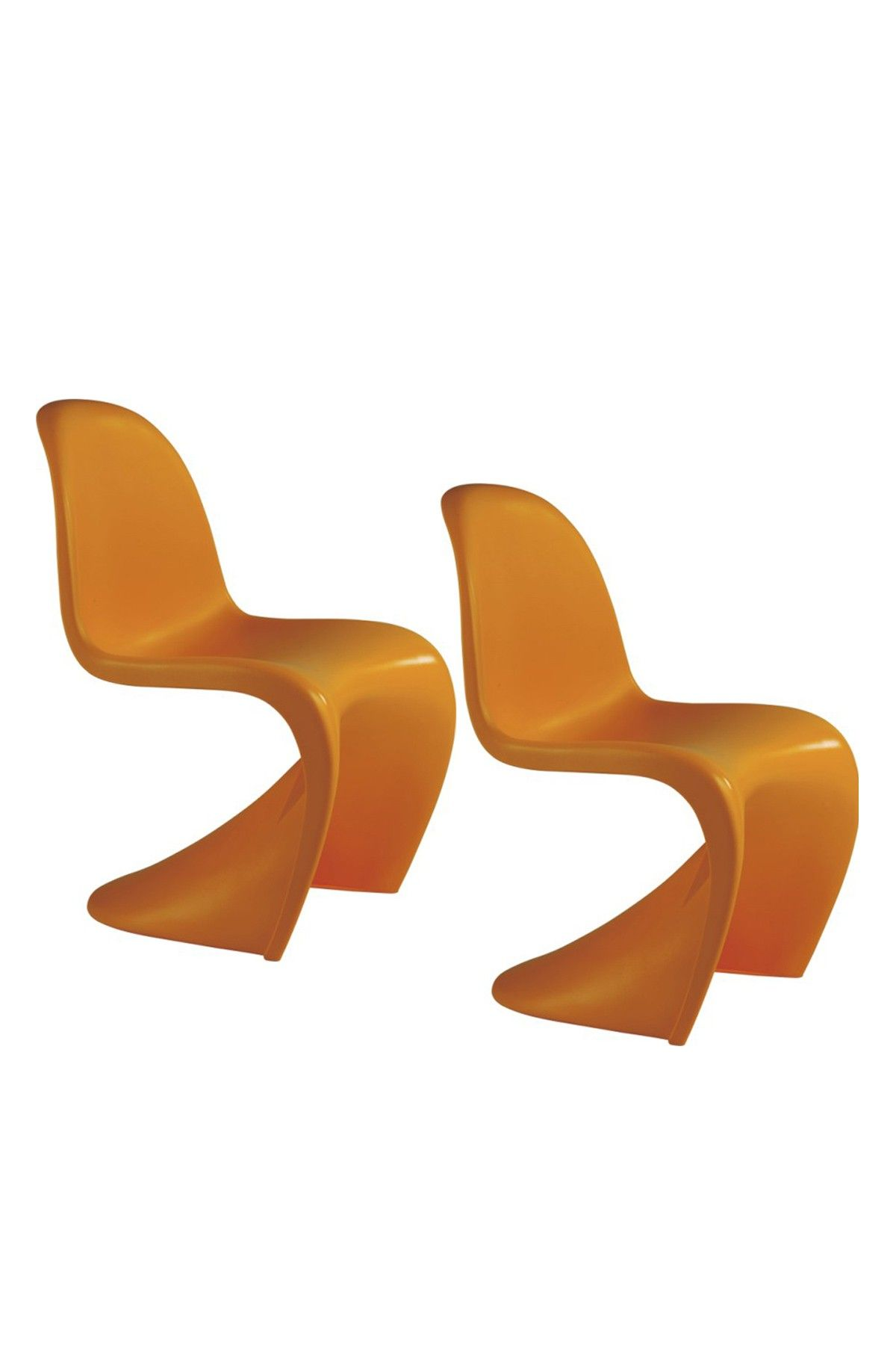 Good Set Of Two Childrenu0027s Panton Chairs