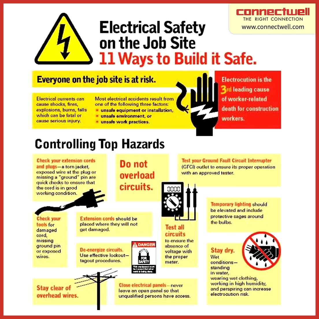 Electrical Safety on the Job Site MondayMotivaton