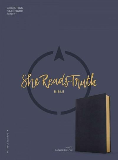 Holy Bible: She Reads Truth Bible,