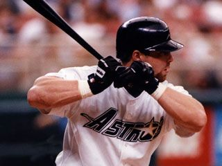 Jeff Bagwell, #5 sure miss watching him..