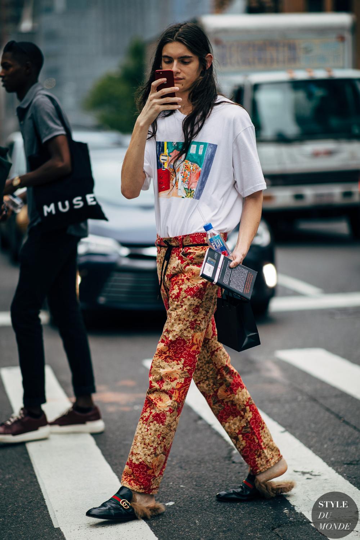 New York SS 2019 Street Style