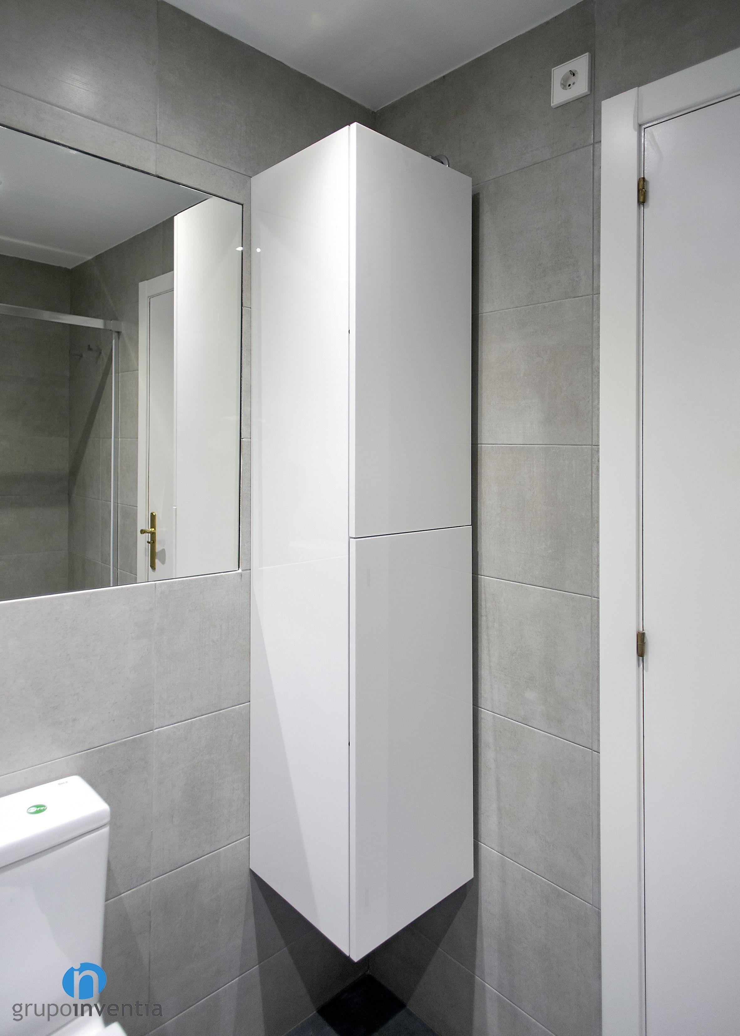 Pin en Cuarto de baño reformado en calle Berruguete de ...