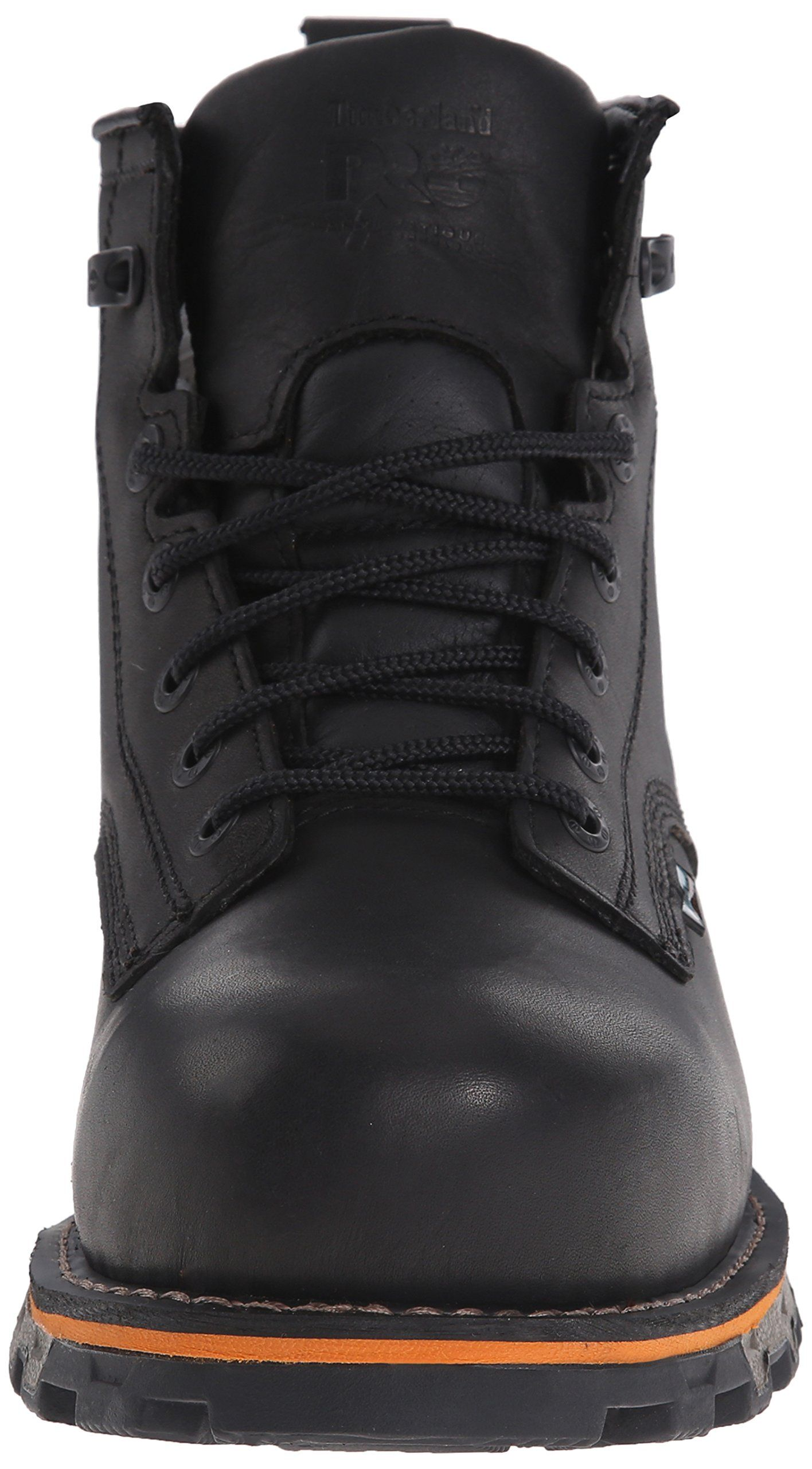 0f230bc203a7 Timberland PRO Mens 6 Inch Boondock Comp Toe Waterproof Work Boot Black  Full Grain Leather 8.5 W US   Read more at the image link.