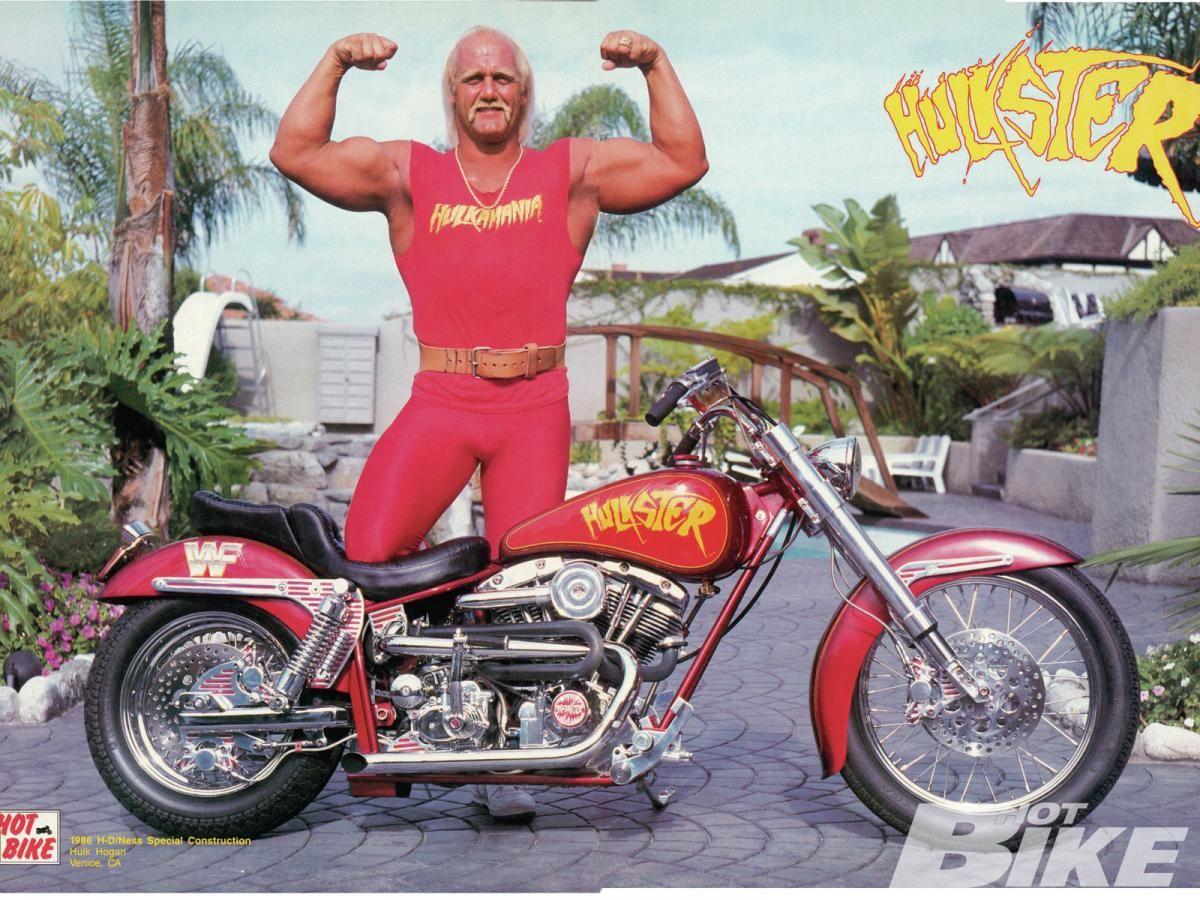 Hogan Rebel Motorcycle