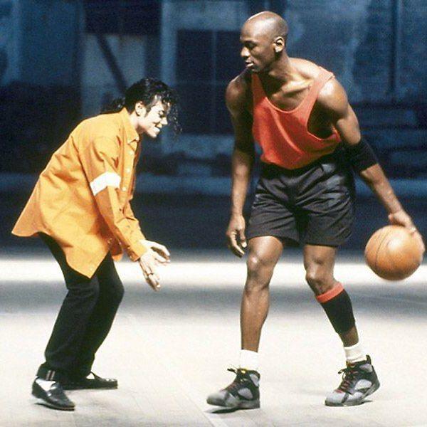 MJ vs. MJ