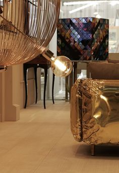New Designs Finally Revealed at Maison et Objet! #mo17 #maisonetobjet http://www.covethouse.eu/