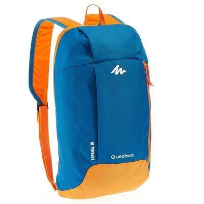 Unisex Black Waterproof Foldable Backpack Hiking Camping Travel Shoulder Bag