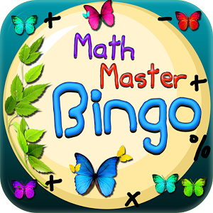 Math Master Bingo Easy to use, only one player. Math