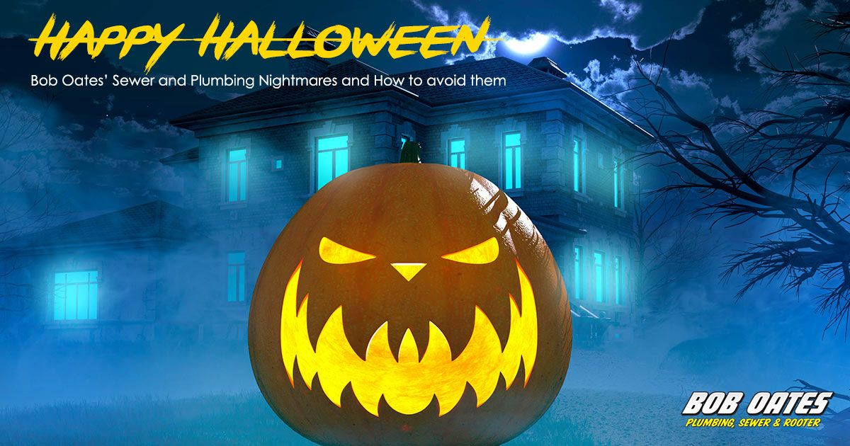 Learn How To Avoid Scary Expensive Plumbing Nightmares Plumbing Plumbing Nightmare Happy Halloween