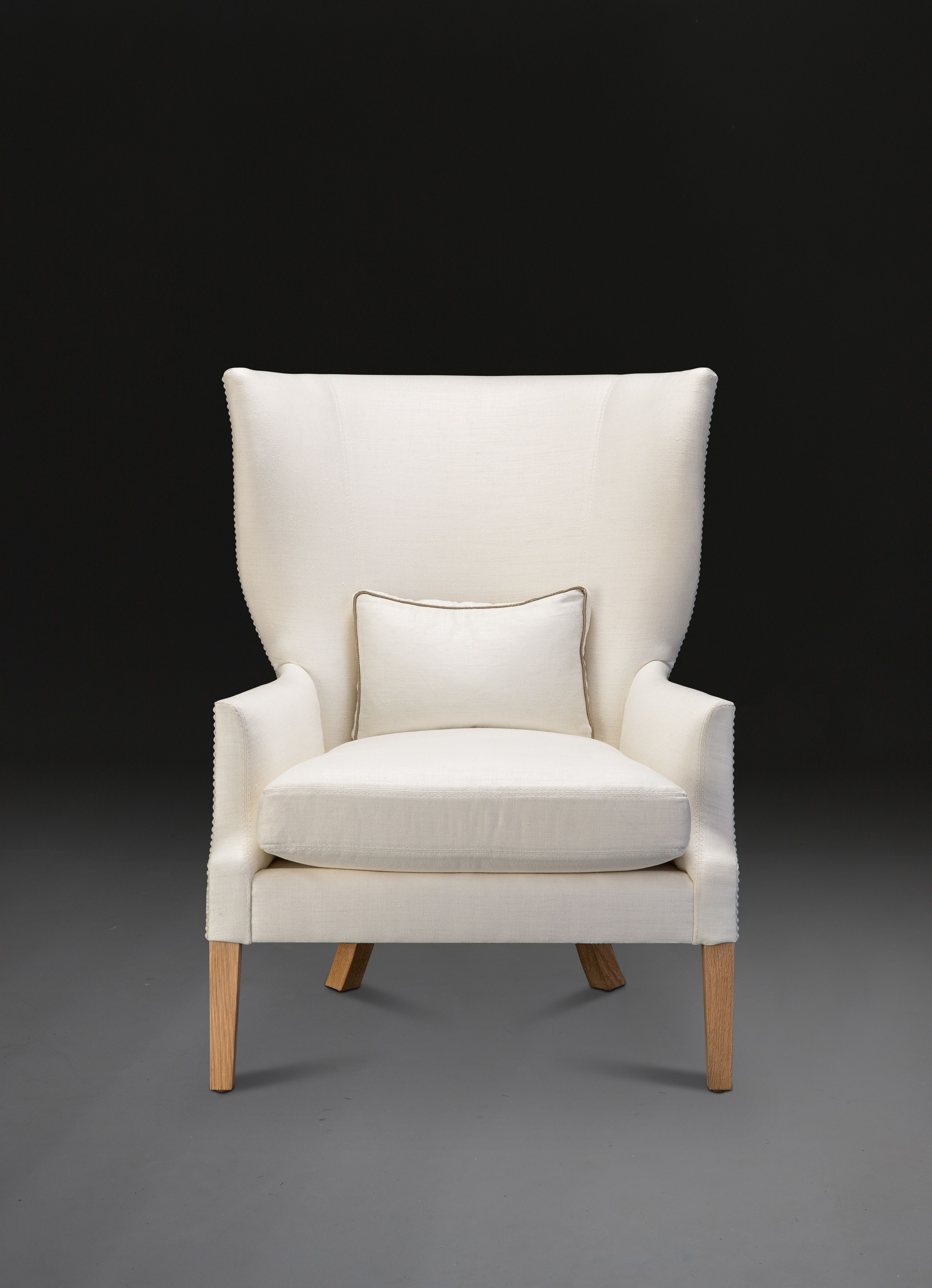 celine wing chair by verellen