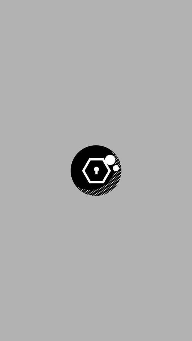 Pin By Exo Theme Pics On Exo Power Symbol Wallpaper Pinterest Exo