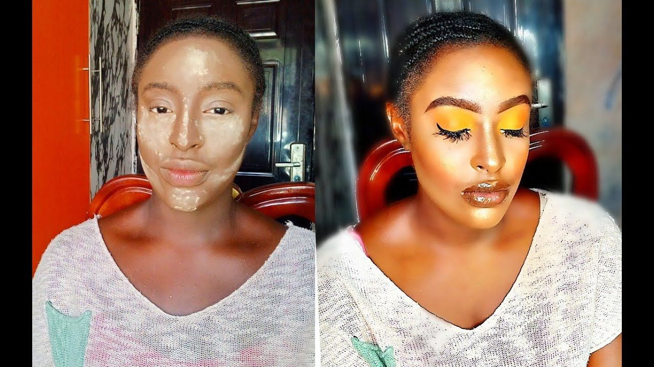 Photo of BEGINNERS; HOW TO CONTOUR AND HIGHLIGHT MAKEUP TUTORIAL💥😲💥