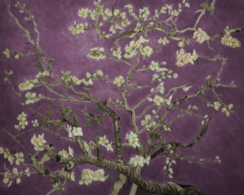 Almond Blossom Van Gogh Wallpapers Pinterest Almonds