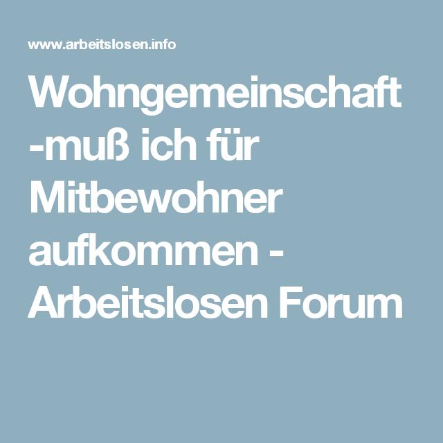 arbeitslosen forum