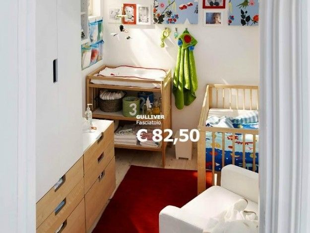 Camerette Ikea ~ Carta da parati per bambini parati a pois ikea