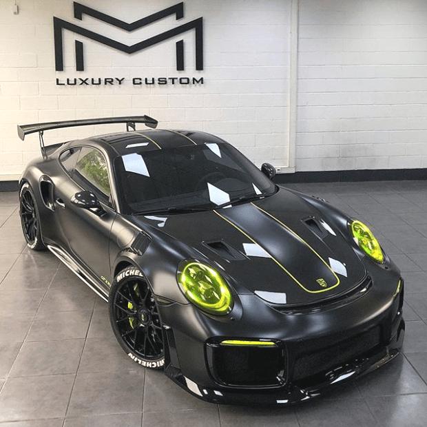 Custom Mmlc 06 Mm Luxury Custom Mmlc 06 Photos Et Videos Instagram Porsche Cars Porsche 991 Porsche