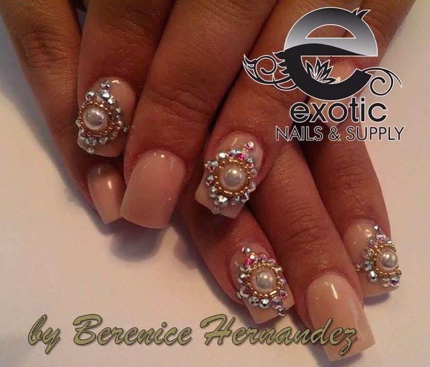 Make cover Collection by exotic nails   Uñas/nails nail art ...